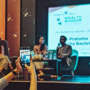 LIVE: #WealthWisdom : For Better or Worse, I Do