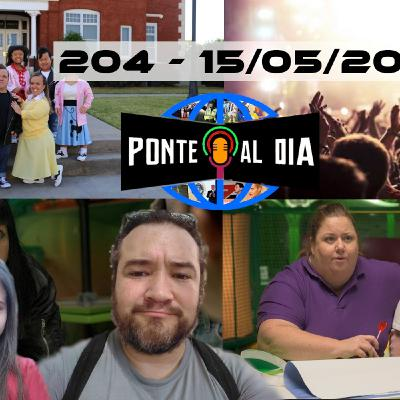 Spainvision 2   Ponte al dia 204 (15/05/20)