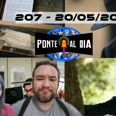 Mascarillas   Ponte al día 207 (20/05/20)