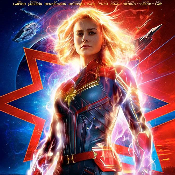 Captain Marvel نقد و بررسی فیلم