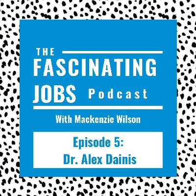 5. Genetics and Science Communication with Dr. Alex Dainis