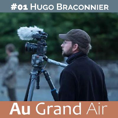 #01 - Hugo Braconnier : l'art d'être sensible