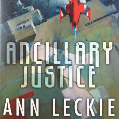 Book-Space! #15. Ancillary Justice by Ann Leckie