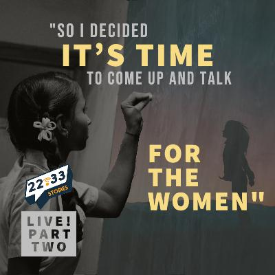 Women Heroes of Peace and Security, Part 2 (Recorded Live)