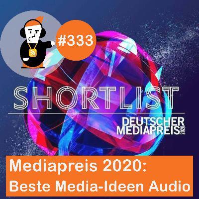 Was wir von der Shortlist für die beste Media-Idee Audio lernen können