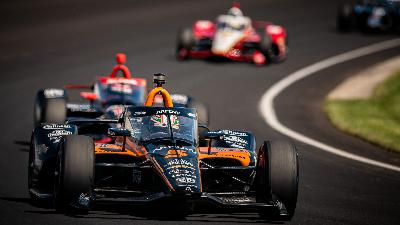 Indy 500 Rewind with Both Pato O'Ward and Oliver Askew