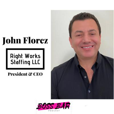 John Florez of Right Works Stafing