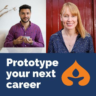 Prototyping Your Next Career and Designing Your Life with Design Thinking - Fiona Reith