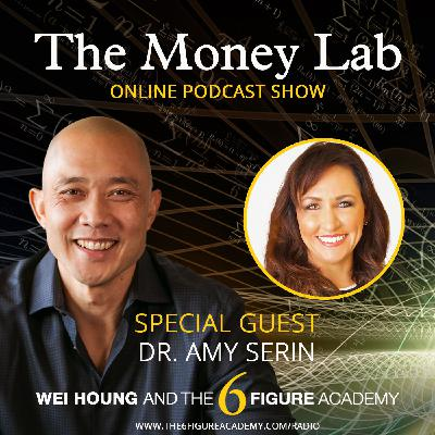 """Episode #92 - The """"Free Samples Shag Patch Carpet"""" Money Story with gueset Dr. Amy Serin"""