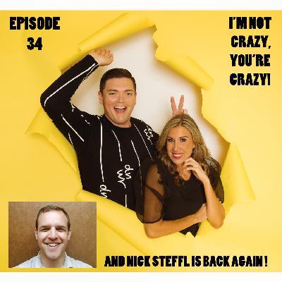 Episode 34 - Dark Nights and Creamy Delights (feat. Nick Steffl)