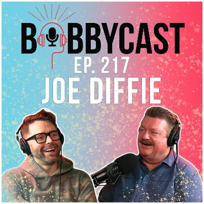 #217 - Joe Diffie on having dinner with George Jones, being in a Super Bowl Commercial and seeing an aura Around Garth Brooks