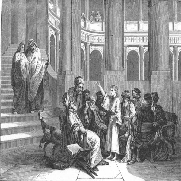 CLMJ 024: Jesus the Troublemaker