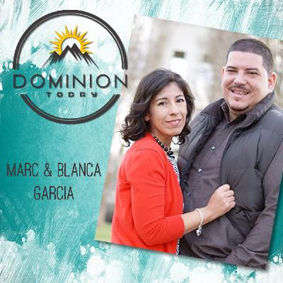 What Happens When You Touch God's Anointed on Dominion Today with Dr Marc and Blanca Garcia