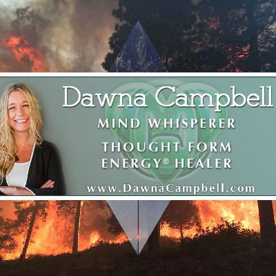 Dawna Campbell: Thought Form Energy Healing®
