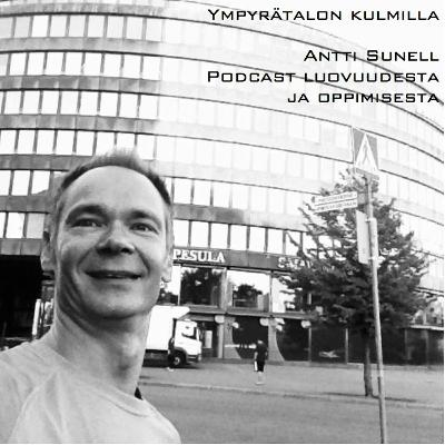 Ympyrätalon kulmilla: Writer's Block (Podcast)