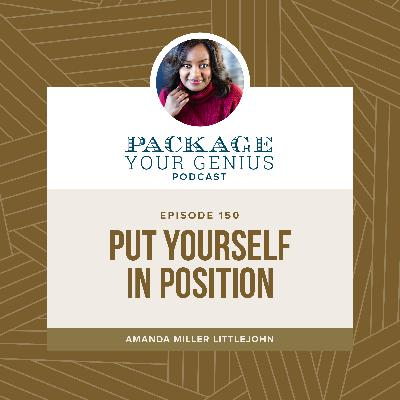 PYG 150: Put Yourself in Position