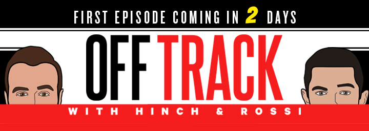 Off Track with Hinch and Rossi