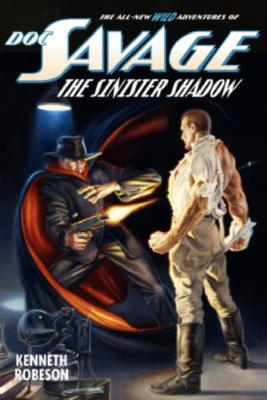 Doc Savage: The Sinister Shadow