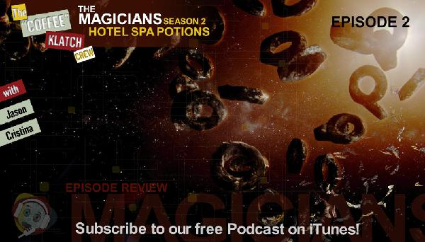 MAGIC - The Magicians S2 Ep2 Hotel Spa Potions - Westworld