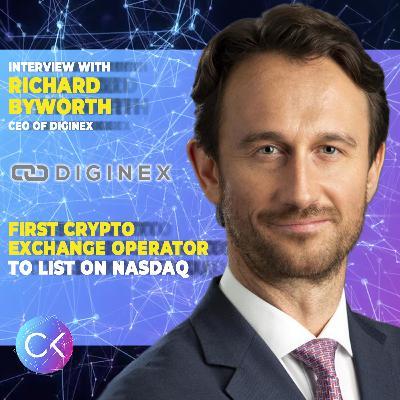 🔔First Crypto Exchange Operator to List on NASDAQ (w Richard Byworth & Constantin Kogan)