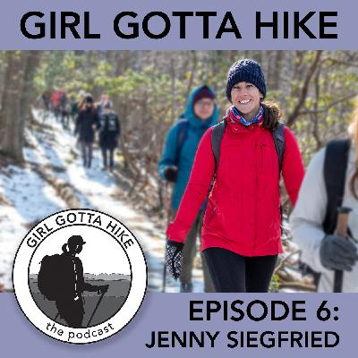 06. Jenny Siegfried, Artist, Educator, Outdoor Enthusiast and National Parks Artist in Residence