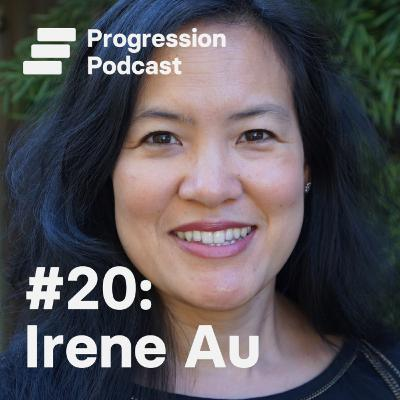 #20: Irene Au (Khosla Ventures, Google) on scaling design teams and practices, scaling yourself and finding your why