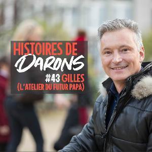 Gilles Vaquier de Labaume, formateur de futurs papas (et bien plus)