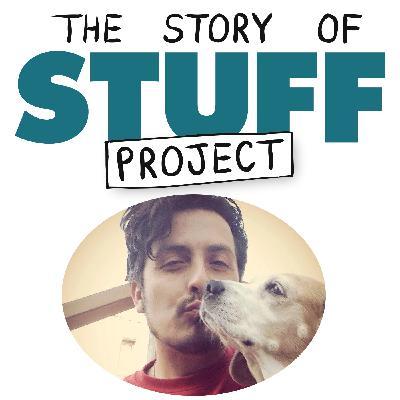 Ep. 20 Mario Escobar: The Story of Stuff