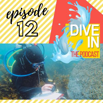 "Episode 12: ""My Drysuit Doesn't Fit The Way That It Should Now"" with guest Maryann Watson"