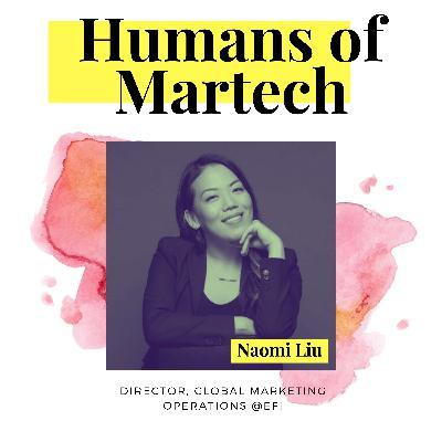 25: Naomi Liu: How to ace your first marketing job