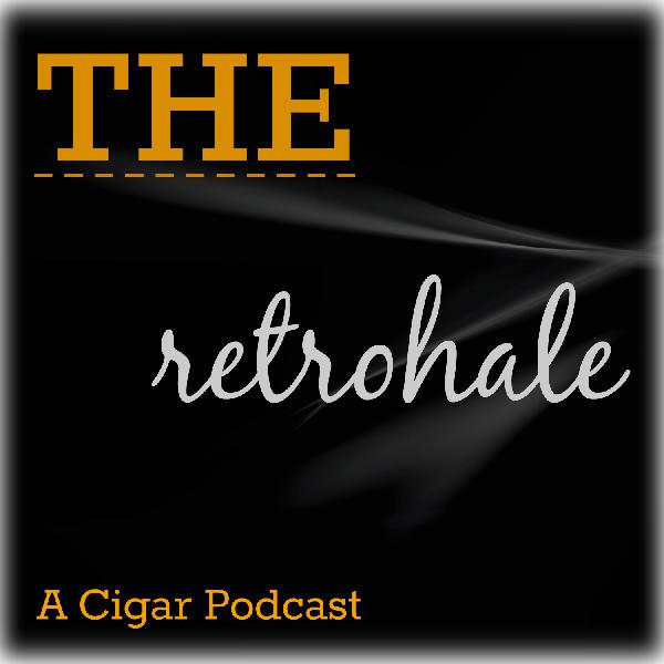 The Retrohale - 182 Terry Johnson from T.L Johnson Cigars, and the T.L Johnson Signature 5X50 Robusto