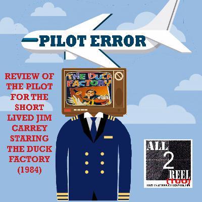 The Duck Factory (1984) PILOT ERROR TV REVIEW