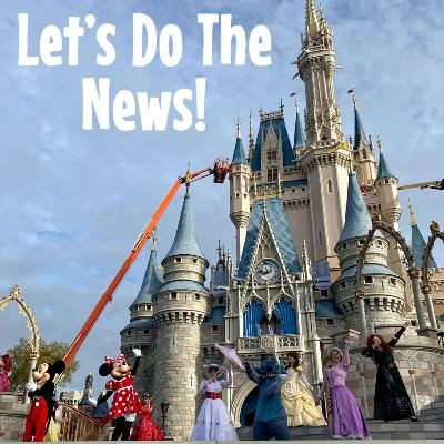 Episode 114: Park Reopening News and More!