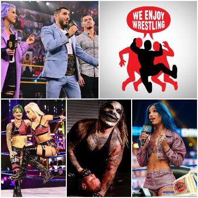 Ep 145 - The Brolectoral College (2 Weeks of WWE/NXT TV)