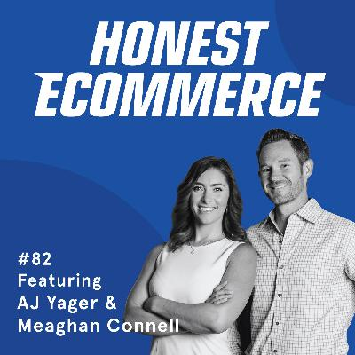 082 | You Are One Data-Driven Decision Away From Success | with Meaghan Connell & AJ Yager