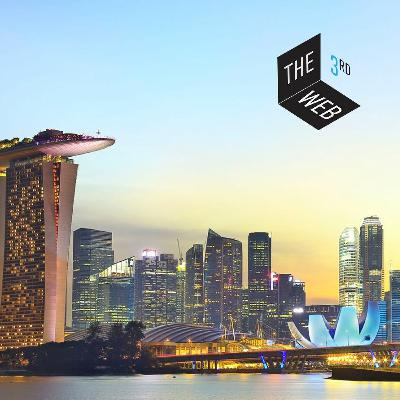 The Third Web #8 - Zilliqa & Singapore