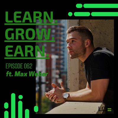 EP 062 Max Weber - 3945% Growth on Instagram and Almost Getting Sued