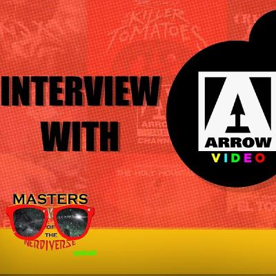 MOTN Interview: Chatting With Arrow Video