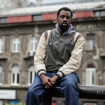 Finding Out About Nick Semwogerere | The Balkan Adventures Podcast