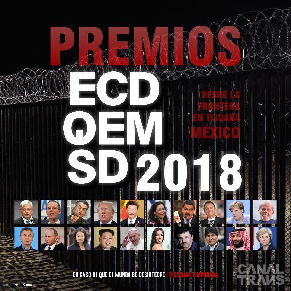 4375: Anuario 2018 - Premios ECDQEMSD