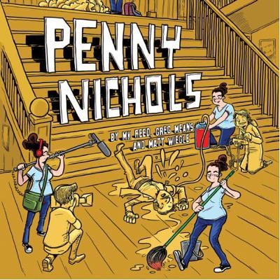 Penny Nichols - Low Budget Horror Movie