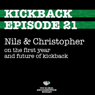21. Nils & Christopher on the first year and the future of Kickback