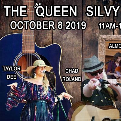 The Queen Silvy Show - October 8 2019