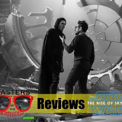MOTN REVIEWS: Star Wars - Rise Of The Skywalker