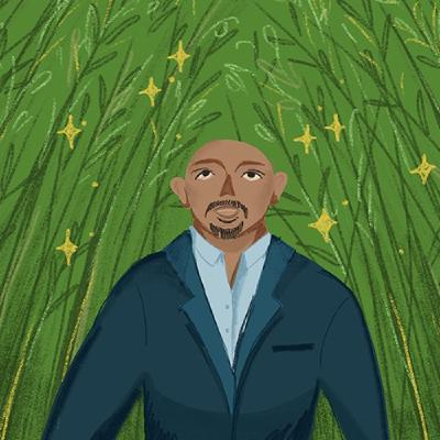 Comedian Maz Jobrani on noticing the good in his life