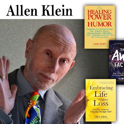 """Harvey Brownstone Interviews Author and """"Jollytologist"""", Allen Klein"""