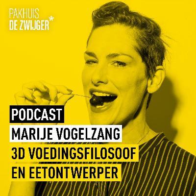 Marije Vogelzang over voedsel als portaal naar de wereld