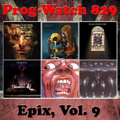 Episode 829 - Epix, Vol. 9