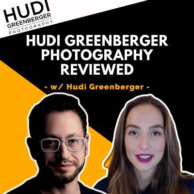 #26 - Hudi Greenberger Photography Review w/ Hudi Greenberger   Amazon Product Photography Studio