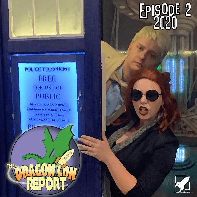 The 2020 Dragon Con Report Episode 2